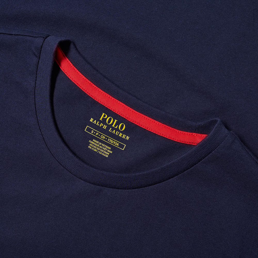 Genuine Polo Ralph Lauren T shirt Authenticity Check