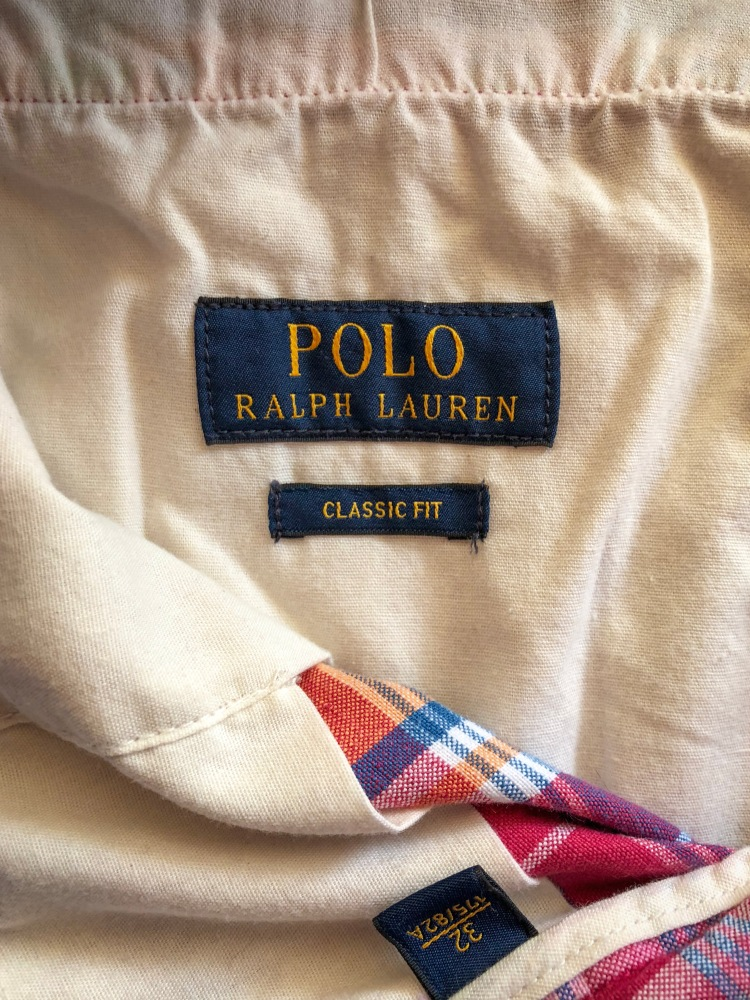 Genuine Polo Ralph Lauren Tags Authenticity Check