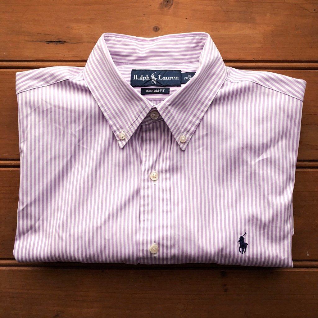 Ralph Lauren Shirt Guide