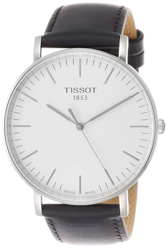 Better quality alternative to Daniel Wellington watch: Tissot Everytime
