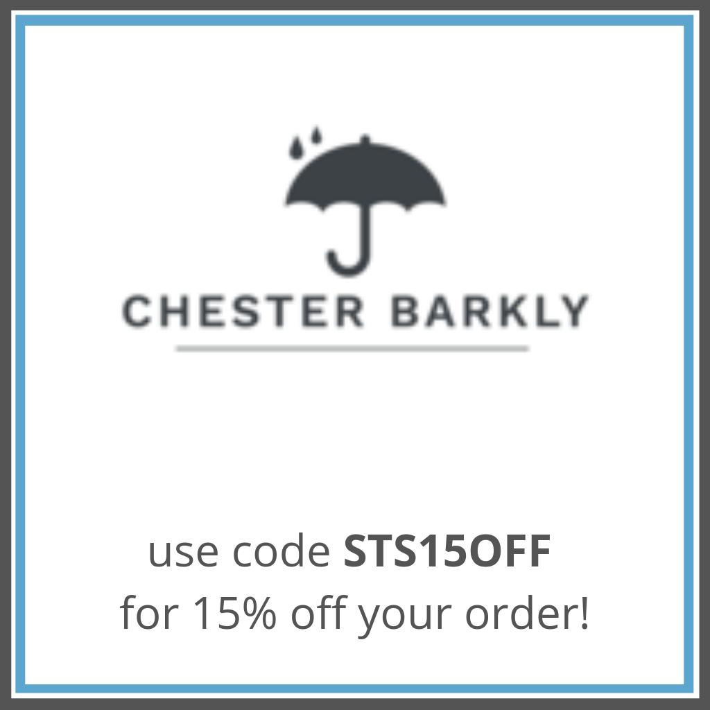 Chester Barkly Undershirts Promo Code