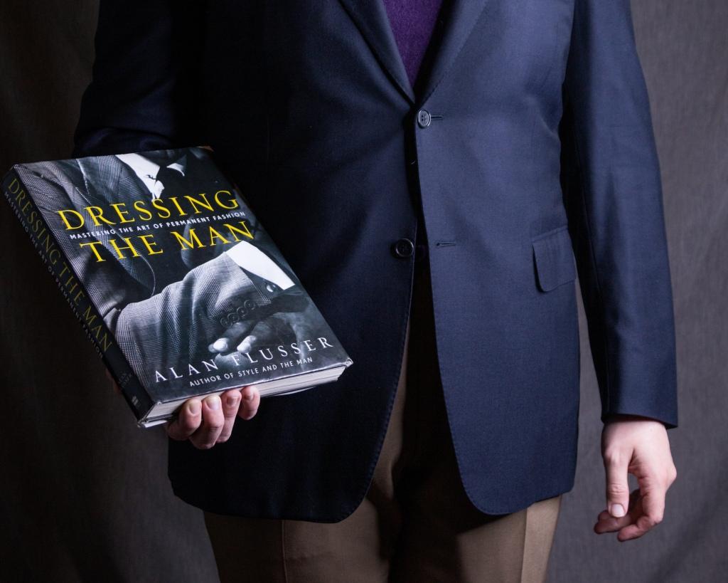 Dressing the man Alan Flusser Review