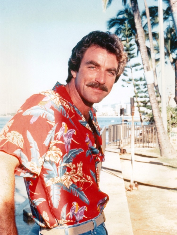 Magnum PI Paradise Found Jungle Bird Hawaiian Shirt