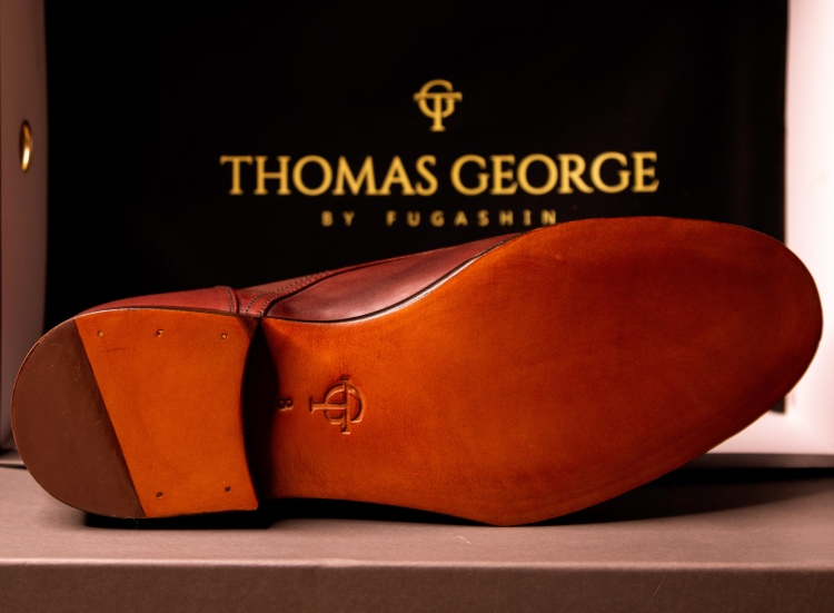 Thomas George Collection Leather Sole Service Boot Review Australia