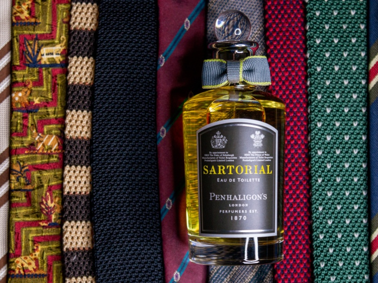 Penhaligons Sartorial Bottle Fragrance Review