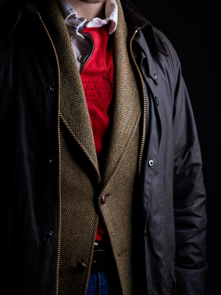 Barbour Beaufort Ivy Style Outfit