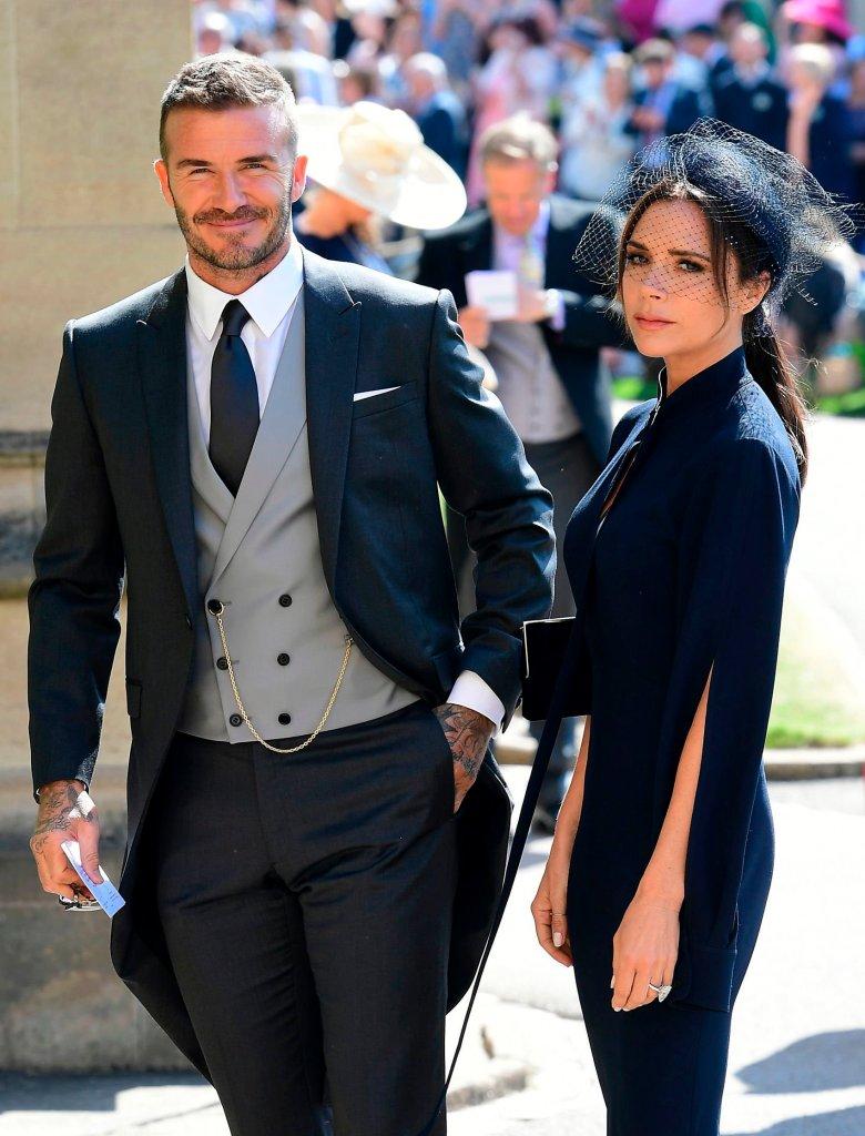 David Beckham Morning Tails