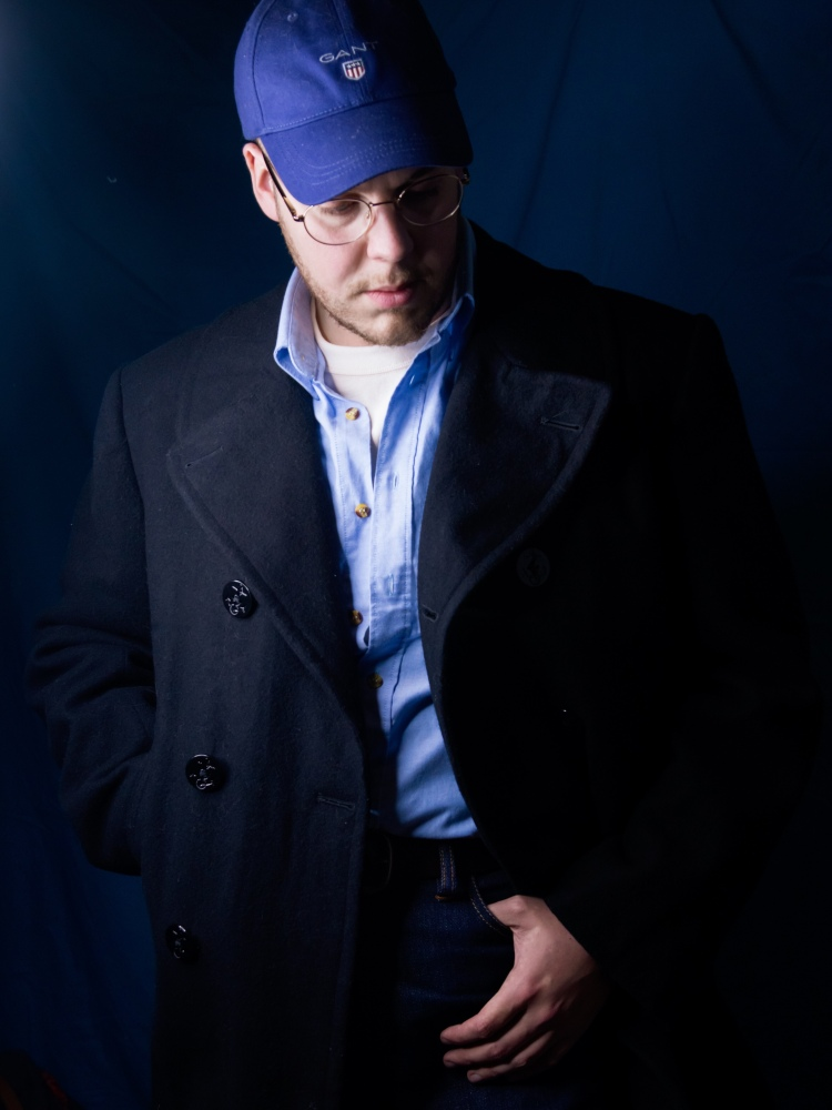 USN Peacoat Workwear Outfit