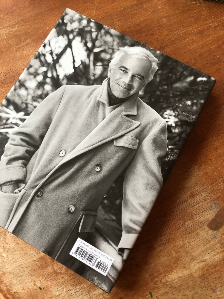 Ralph Lauren In His Own Fashion Book Cover