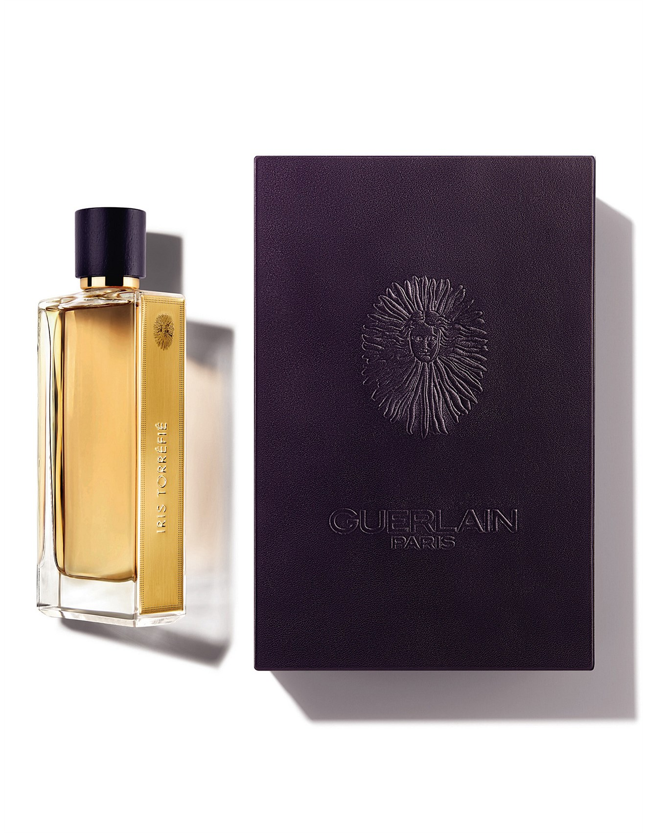 Guerlain iris torrefie fragrance review