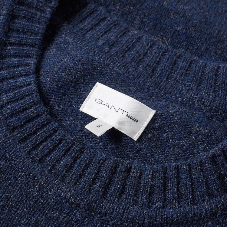 Gant Rugger label example from the ultimate Gant authentication guide online