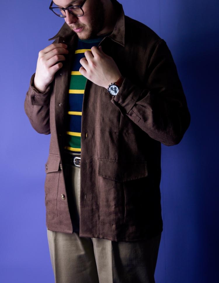 Bronson MFG Ivy Wide Stripe Tees Review