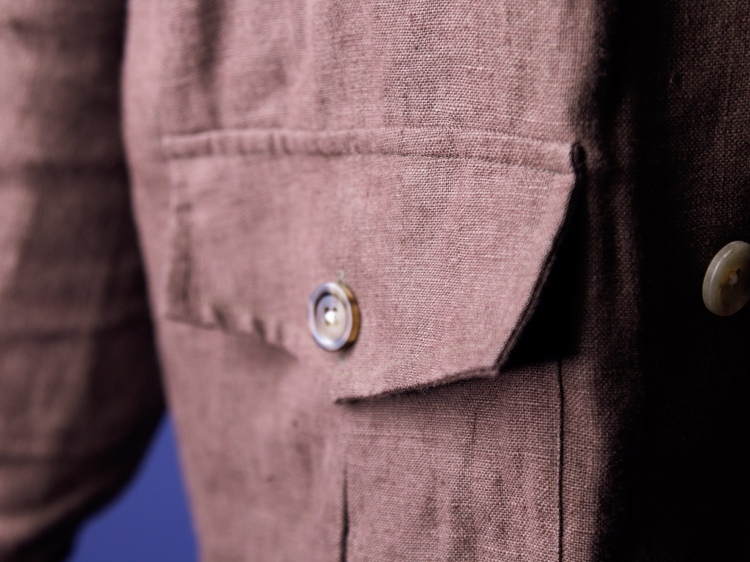 Drakes London Linen Overshirt Review