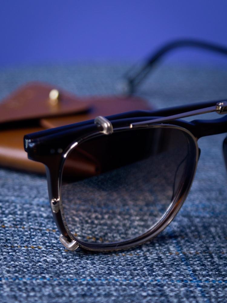 Garrett Leight Brooks eyewear review