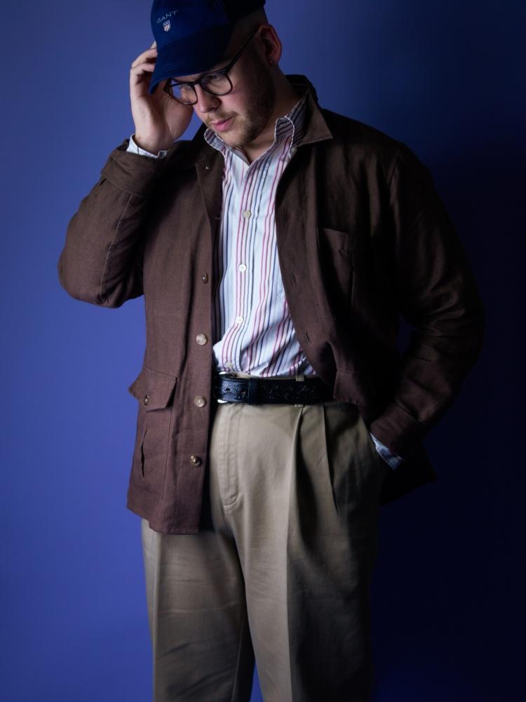 Drakes London Linen Overshirt Review