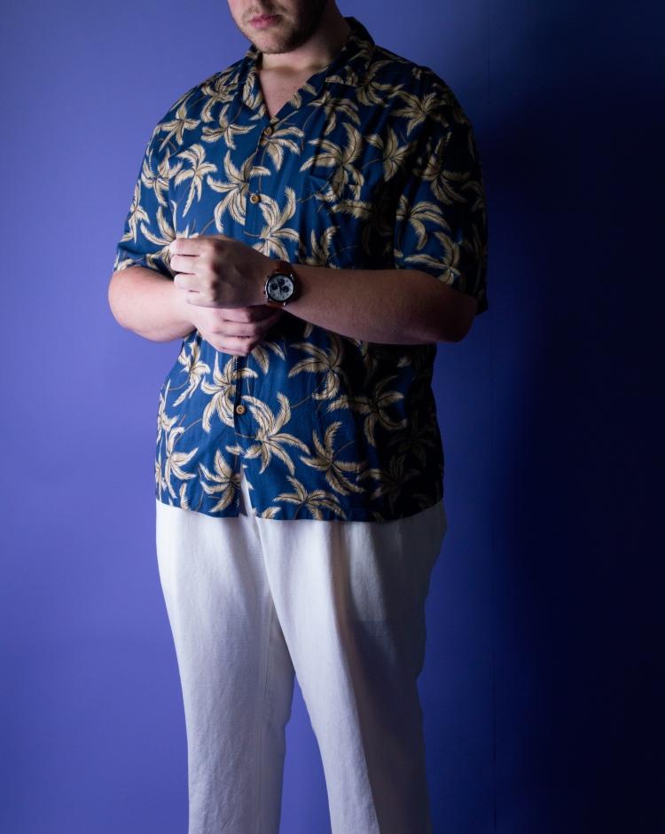 Paradise Found Aloha Hawaiian Shirt Style