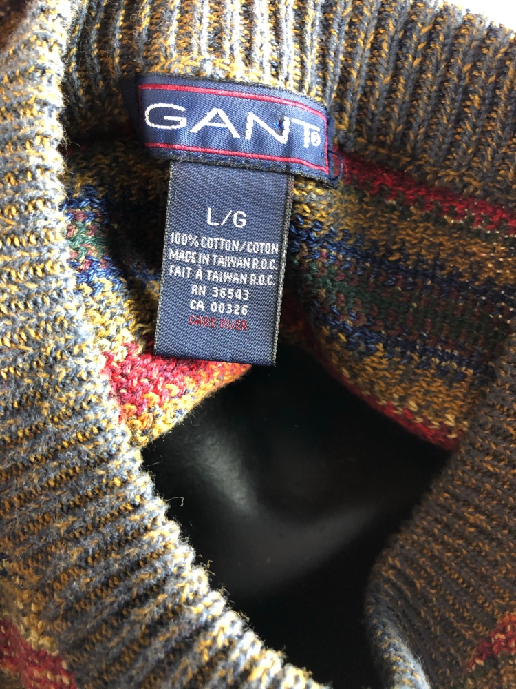 Gant clothing authentication guide