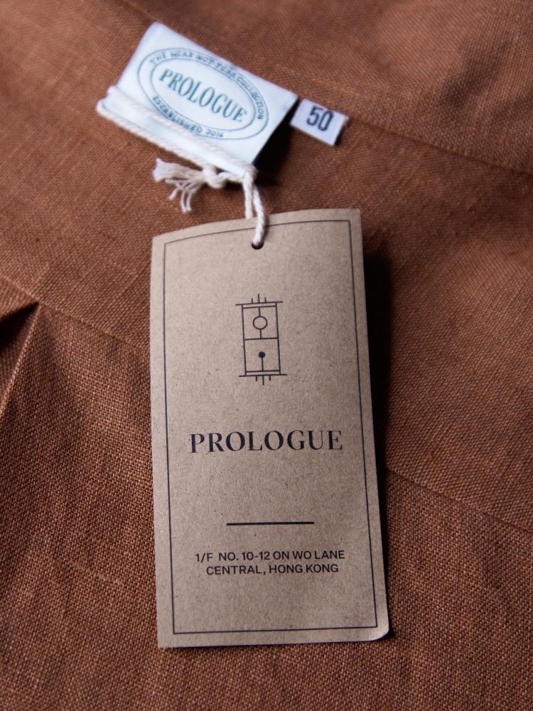 Prologue Hong Kong capri collar overshirt review