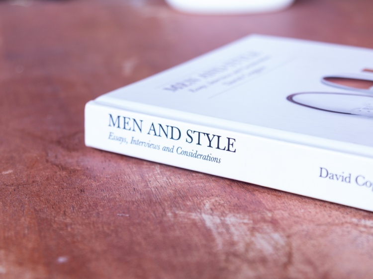 David Coggins Men and Style book review
