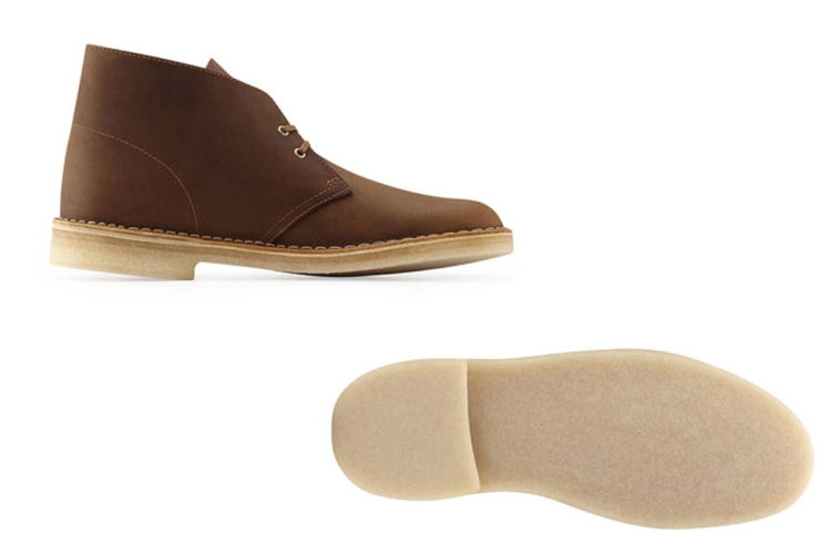 The pros and cons of crepe shoe soles