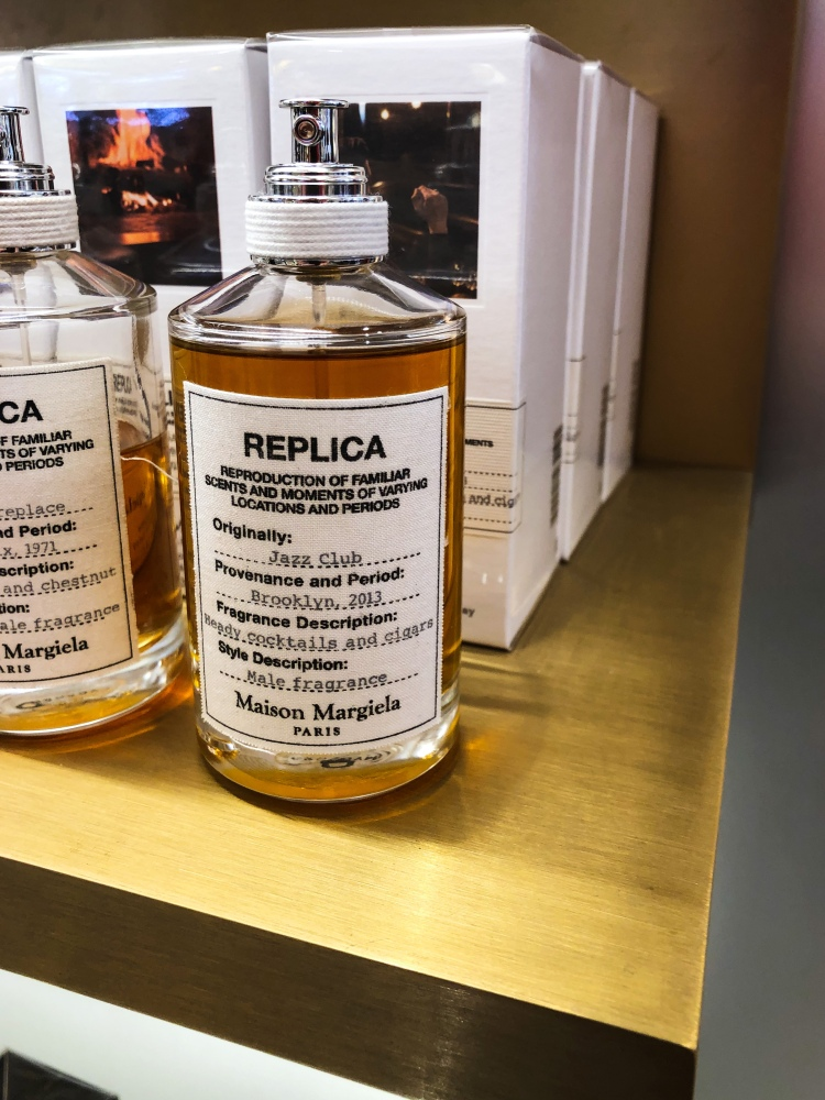 maison martin margiela Replica Jazz Club fragrance review cologne