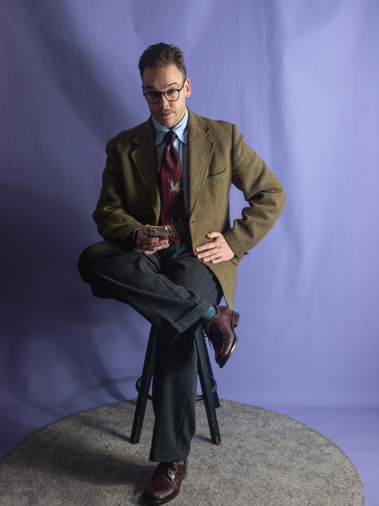 Dressing in lockdown - lockdown style and tailoring